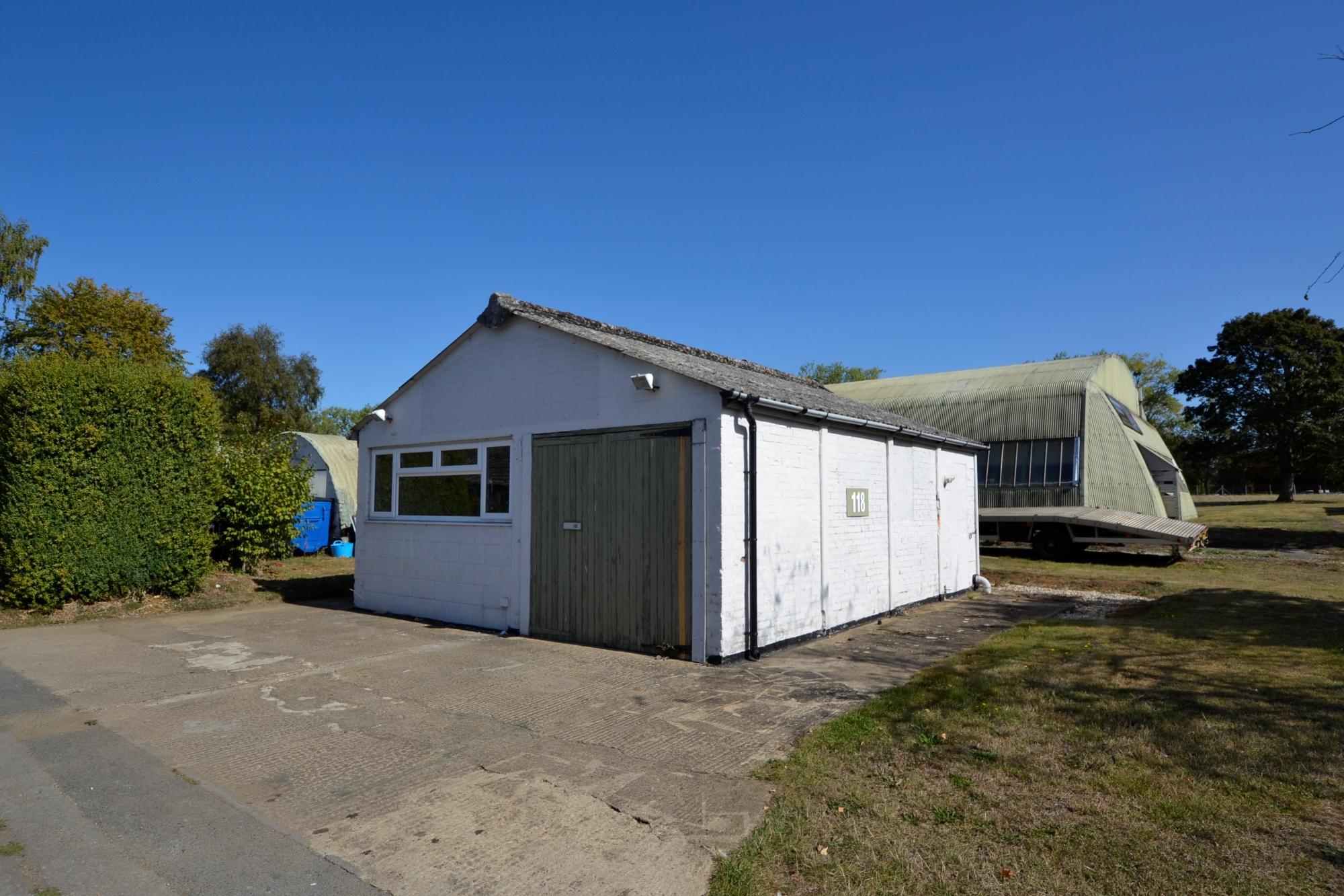 Storage Workshop unit