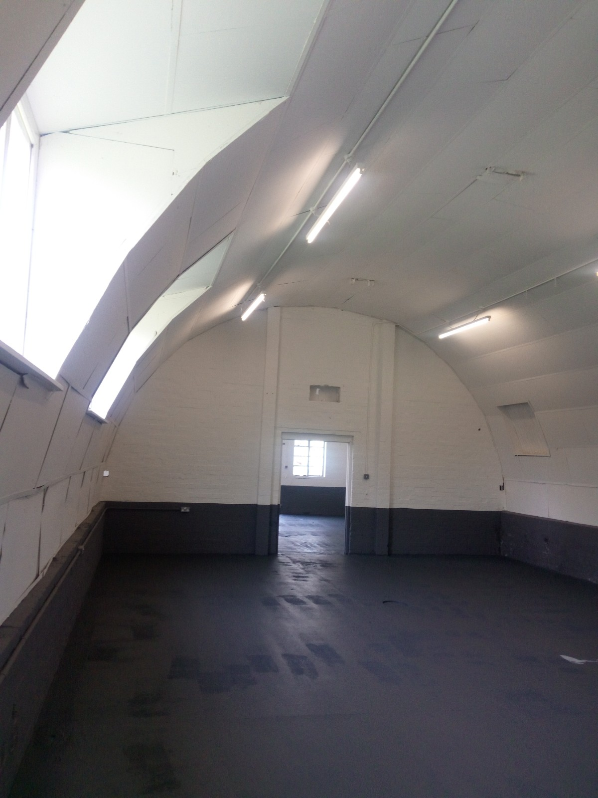 Industrial workshop, 129 Culham No.1 Site, Station Road, Culham, Abingdon, OX14 3DA