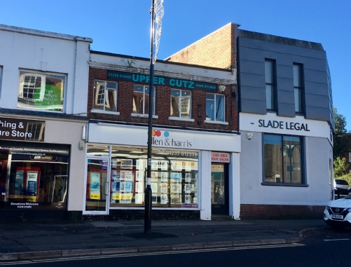 Salon retail office, 135A Broadway, Didcot, Oxfordshire OX11 8RQ
