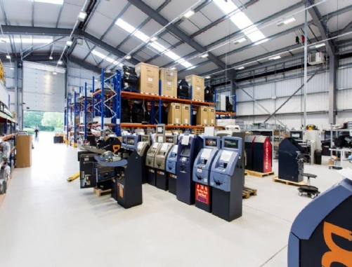 High specification hybrid warehouse & office