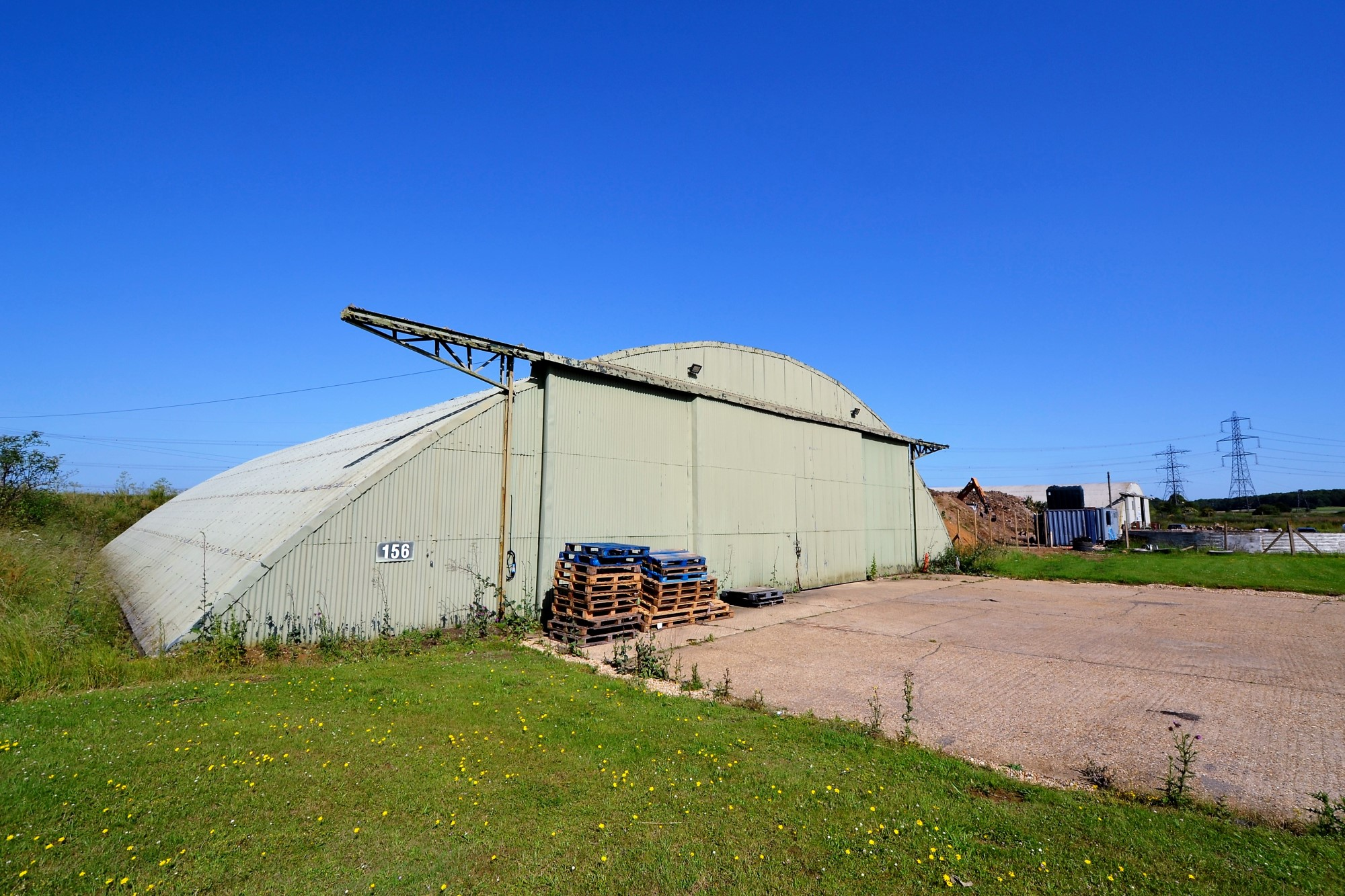 Similar property | Hangars, Culham No 1 Site - Culham
