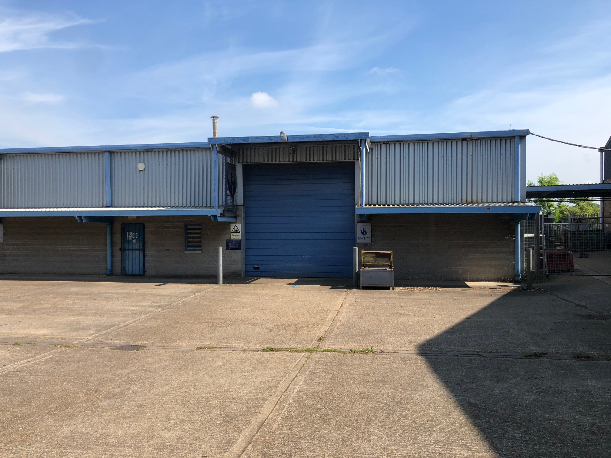 Orchard Trading Estate, Toddington, GL54