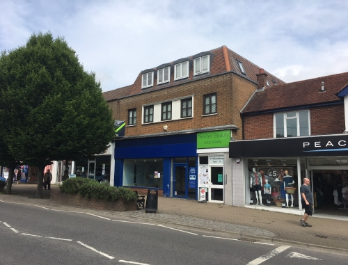 A1 shop, retail, Didcot, 174 Broadway, Oxfordshire