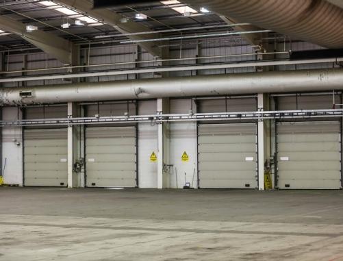 Detached Warehouse / Production Unit