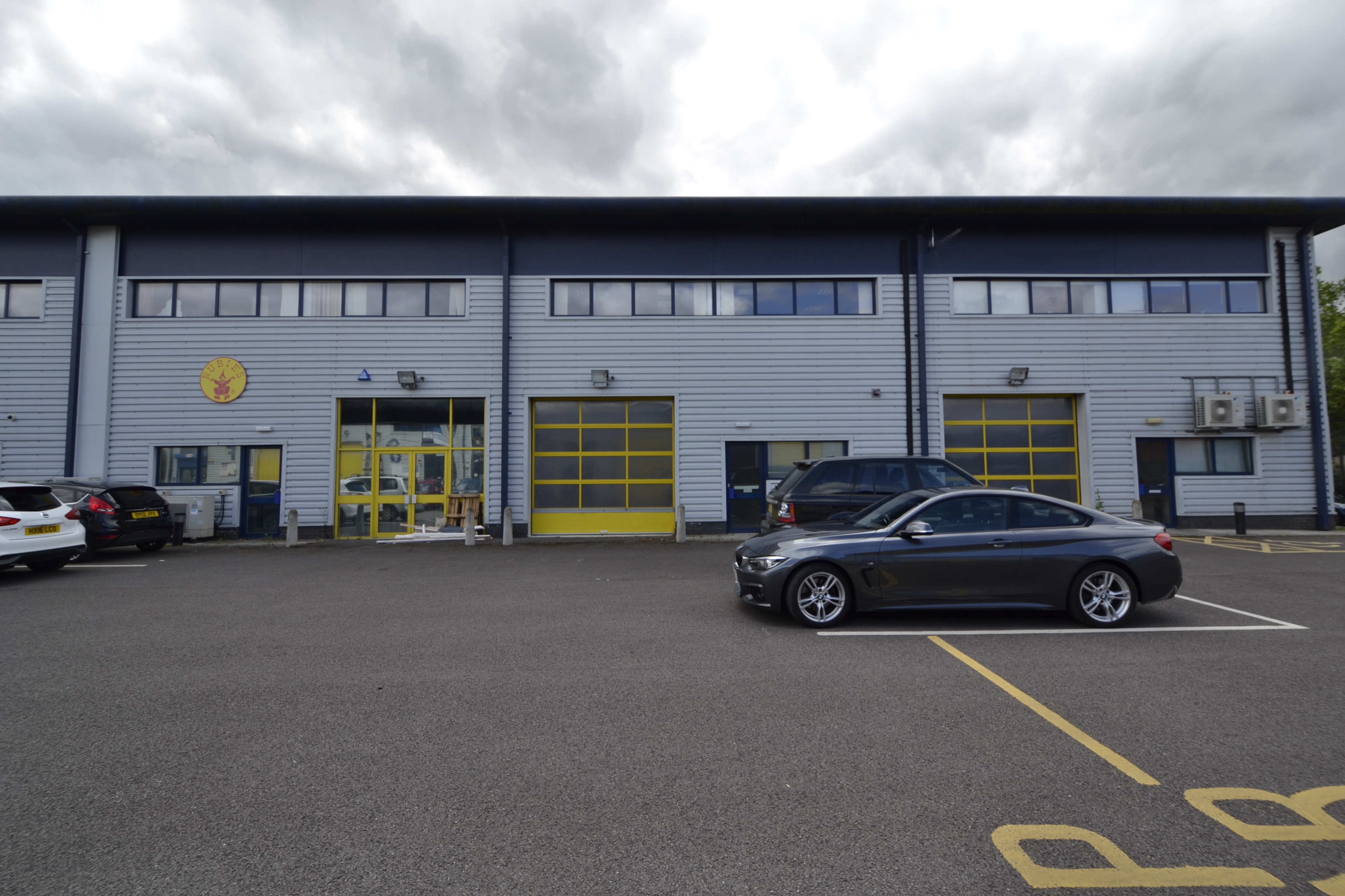 Offices R&D Storage Wallingford