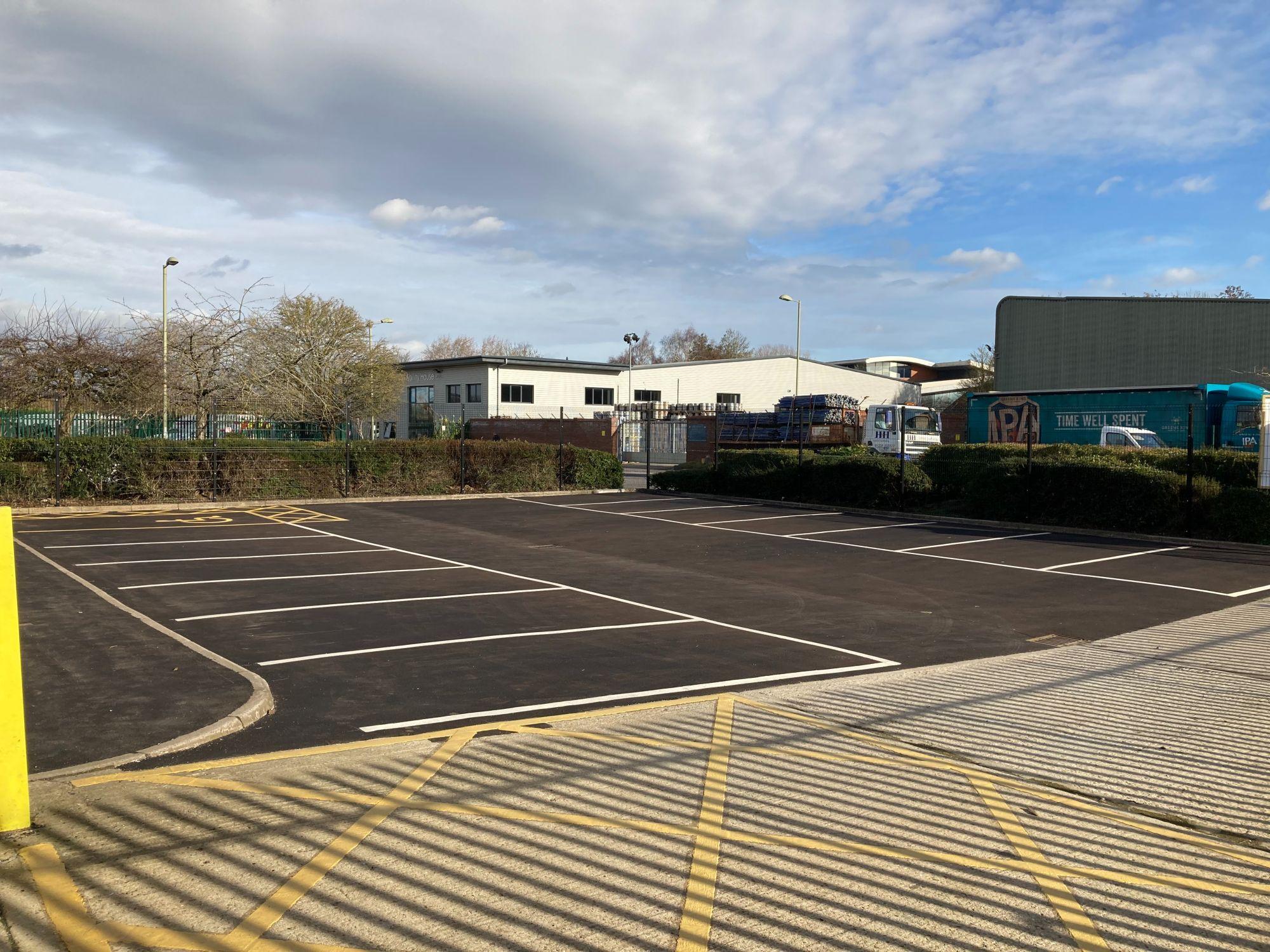 Industrial warehouse unit Abingdon