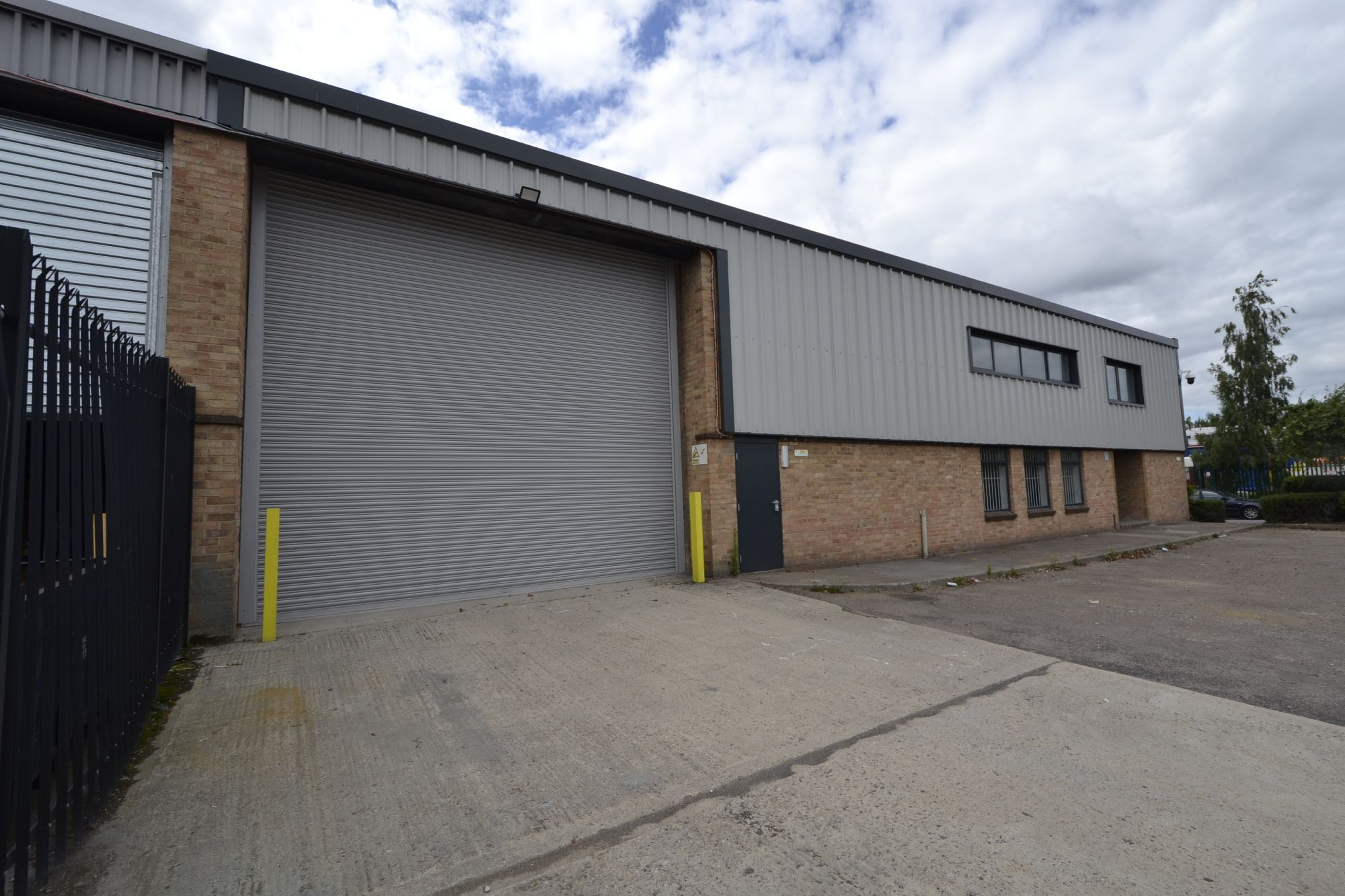 Industrial warehouse unit Abingdon