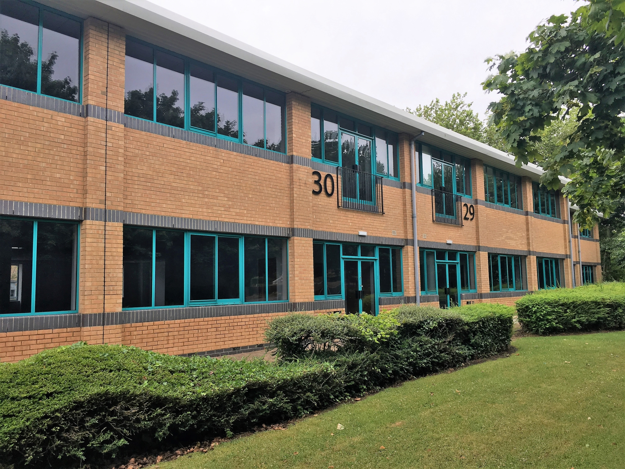Similar property | 29 & 30 The Quadrant - Abingdon Science Park