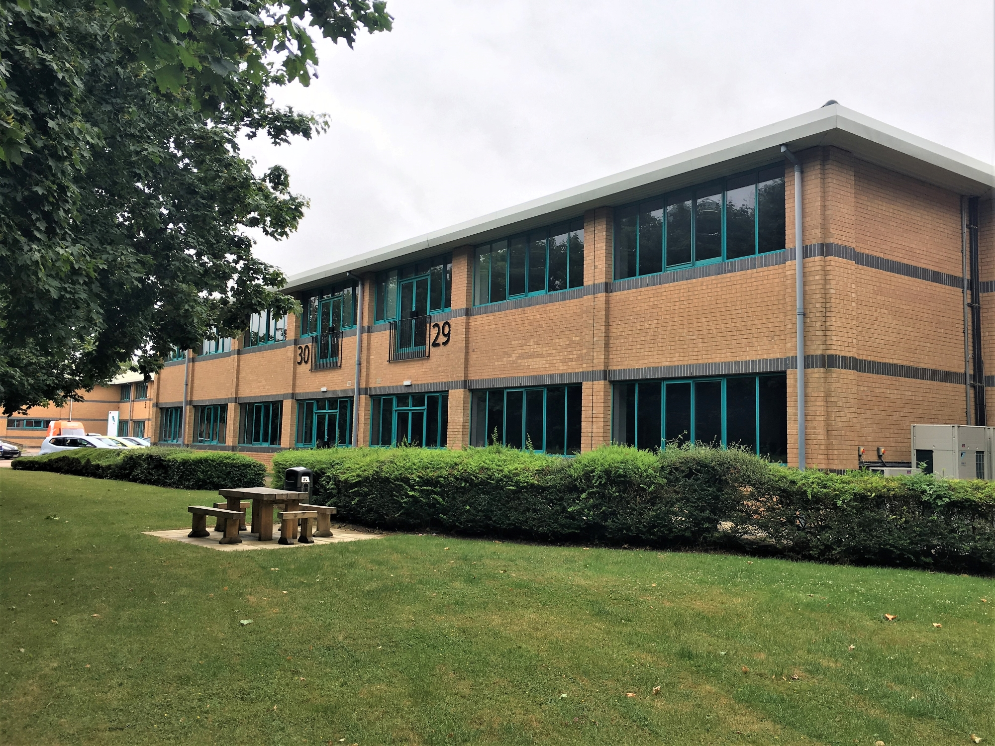 The Quadrant, Abingdon Science Park, OX14 3YS