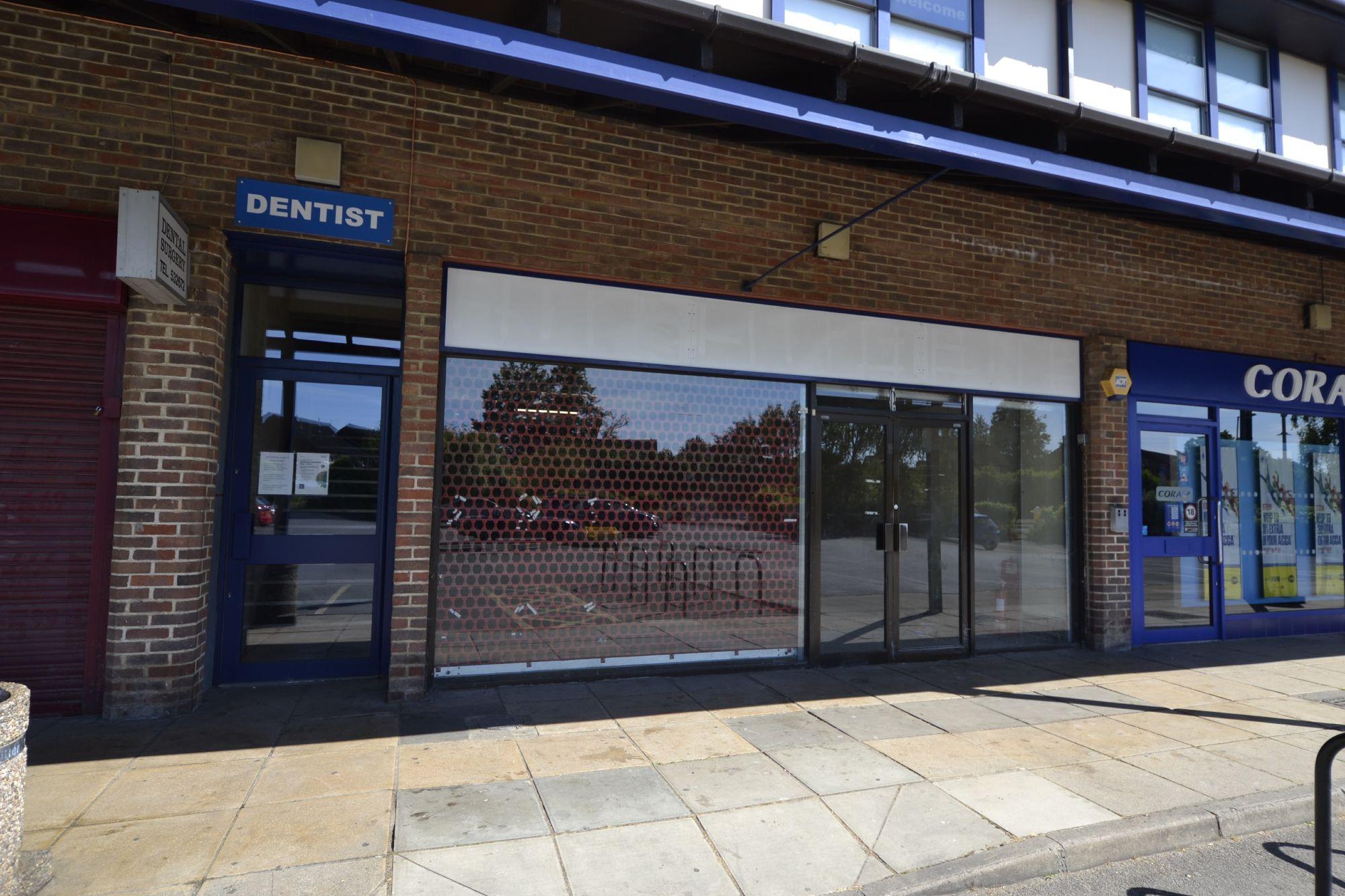 Shop A1 retail Abingdon