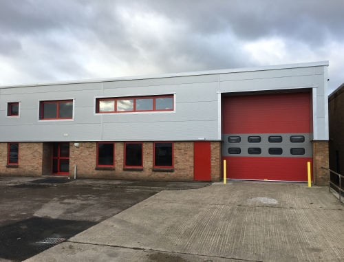 Warehouse/Industrial Unit