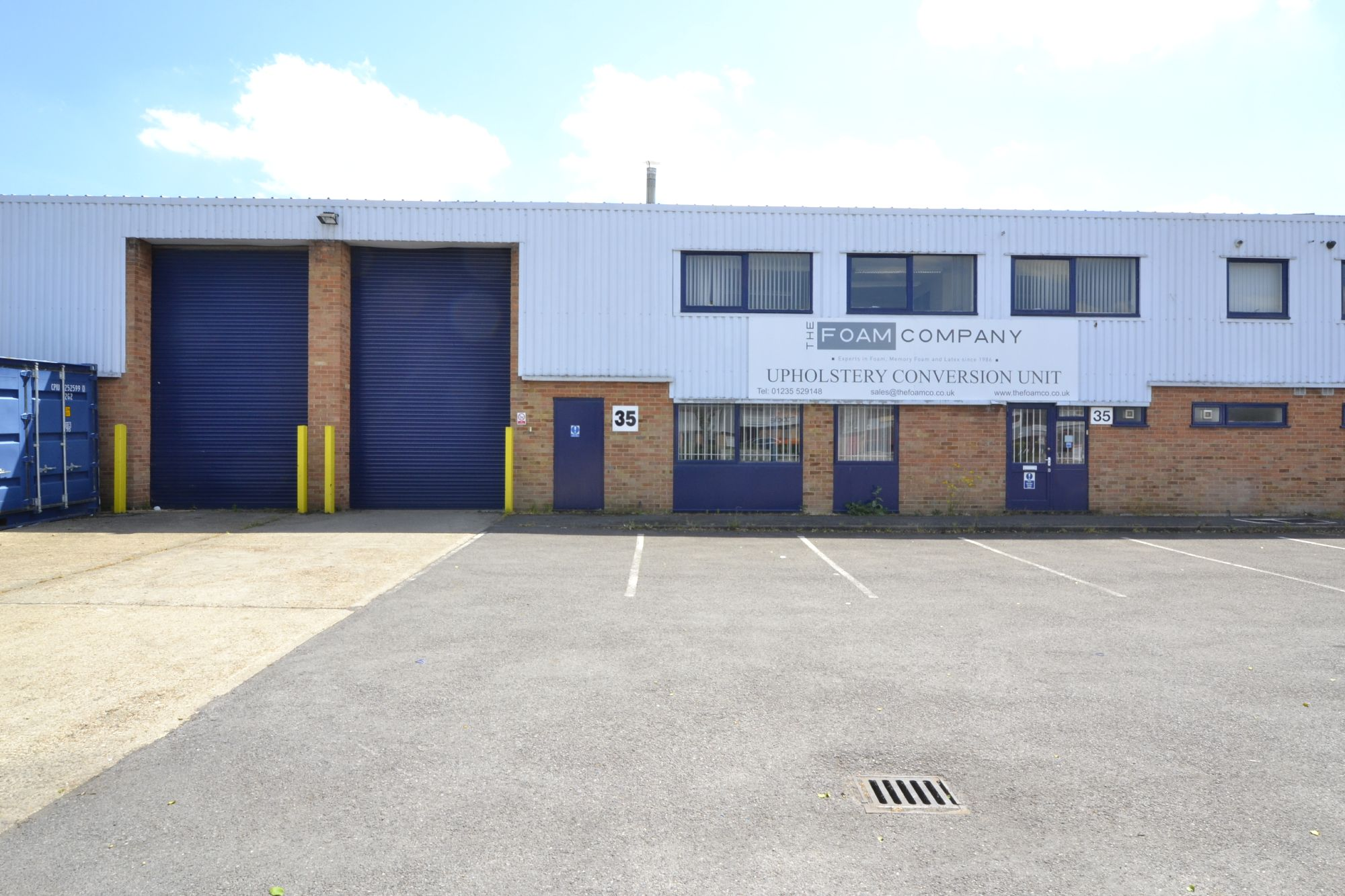 Unit 35 Nuffield Centrum Abingdon OX14