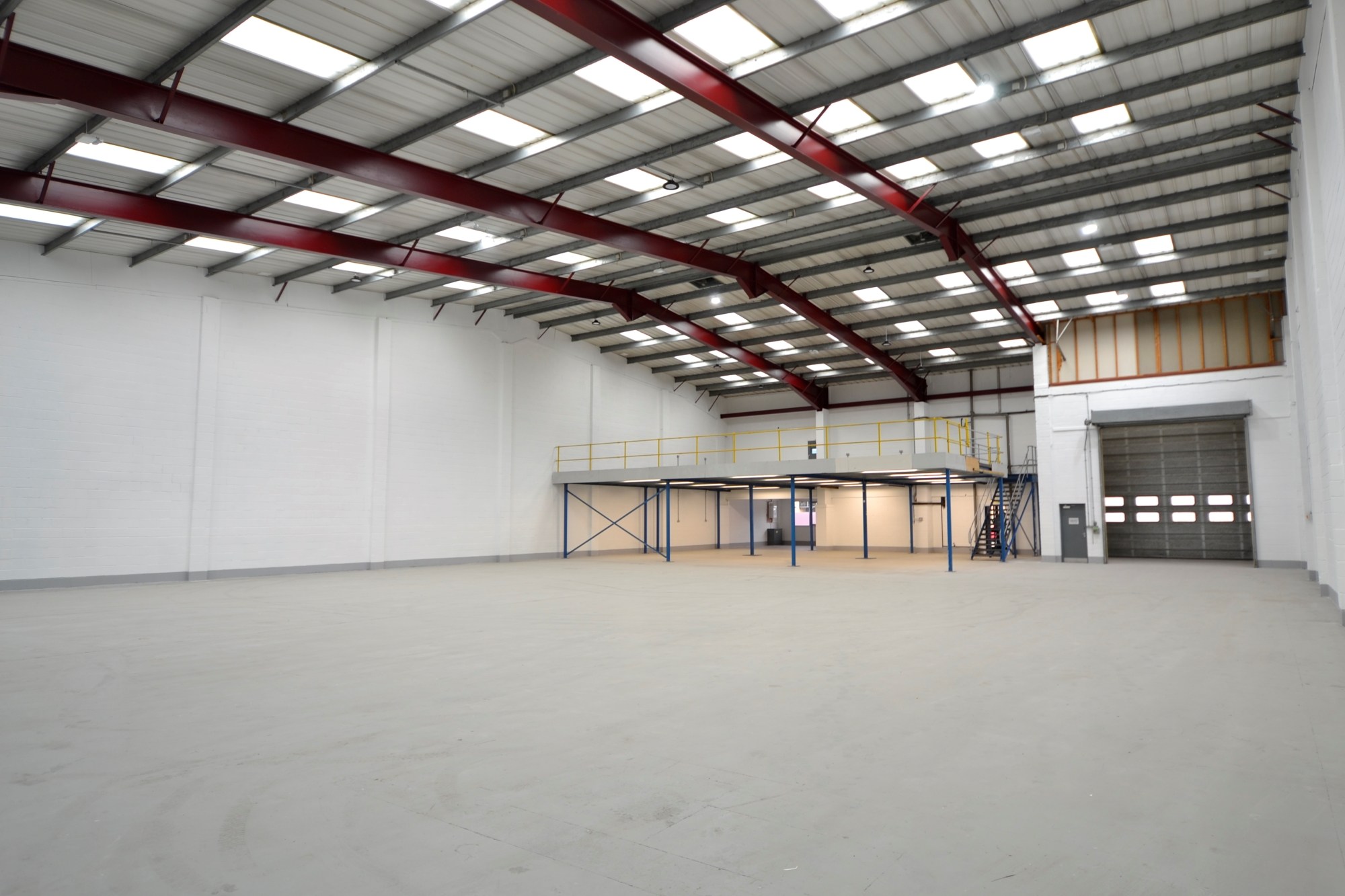 Warehousing industrial DidcotSouthmead Oxfordshire