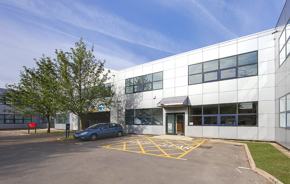 Grove Business Park, Offices to let