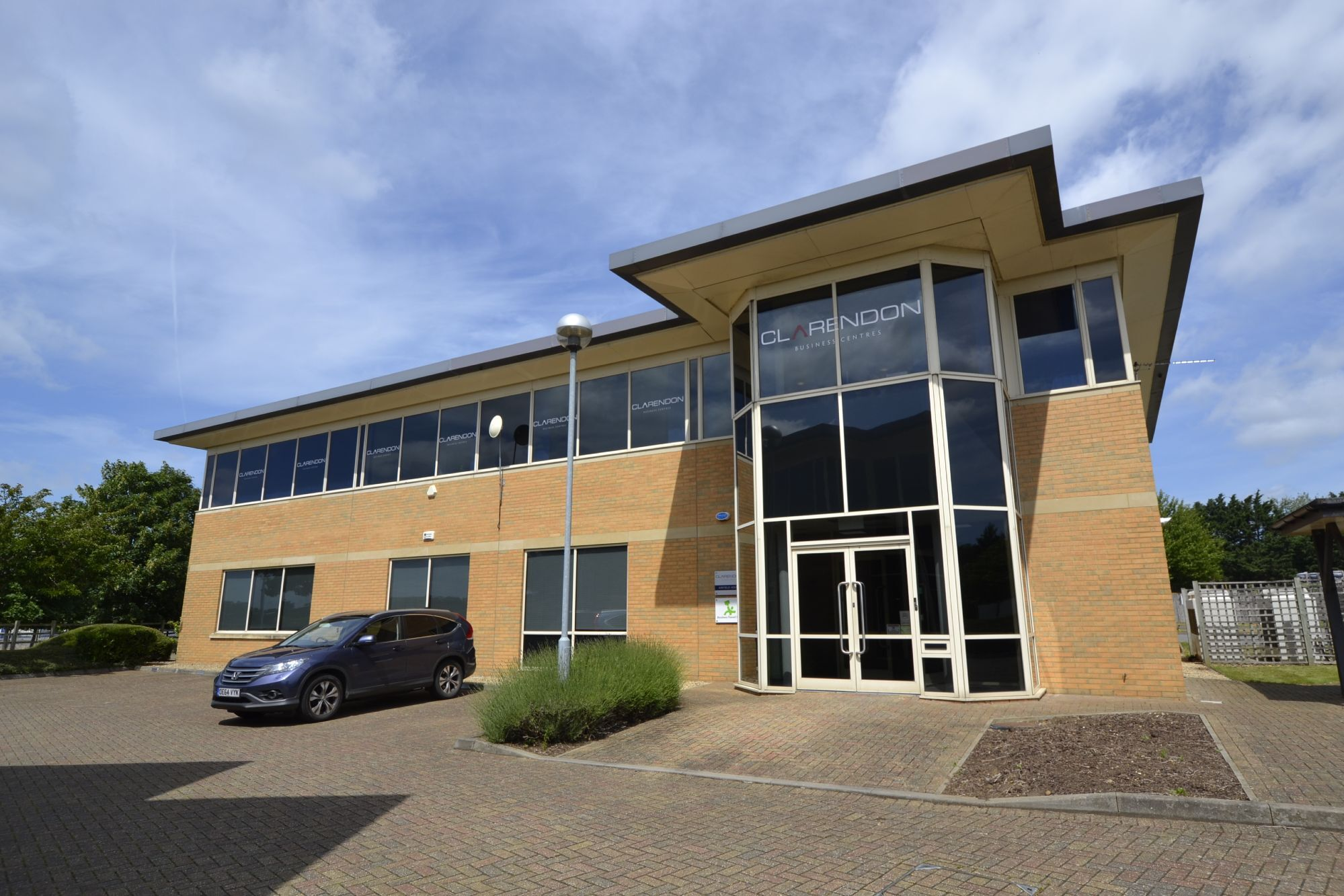 A1 Kingston Business Park - Kingston Bagpuize