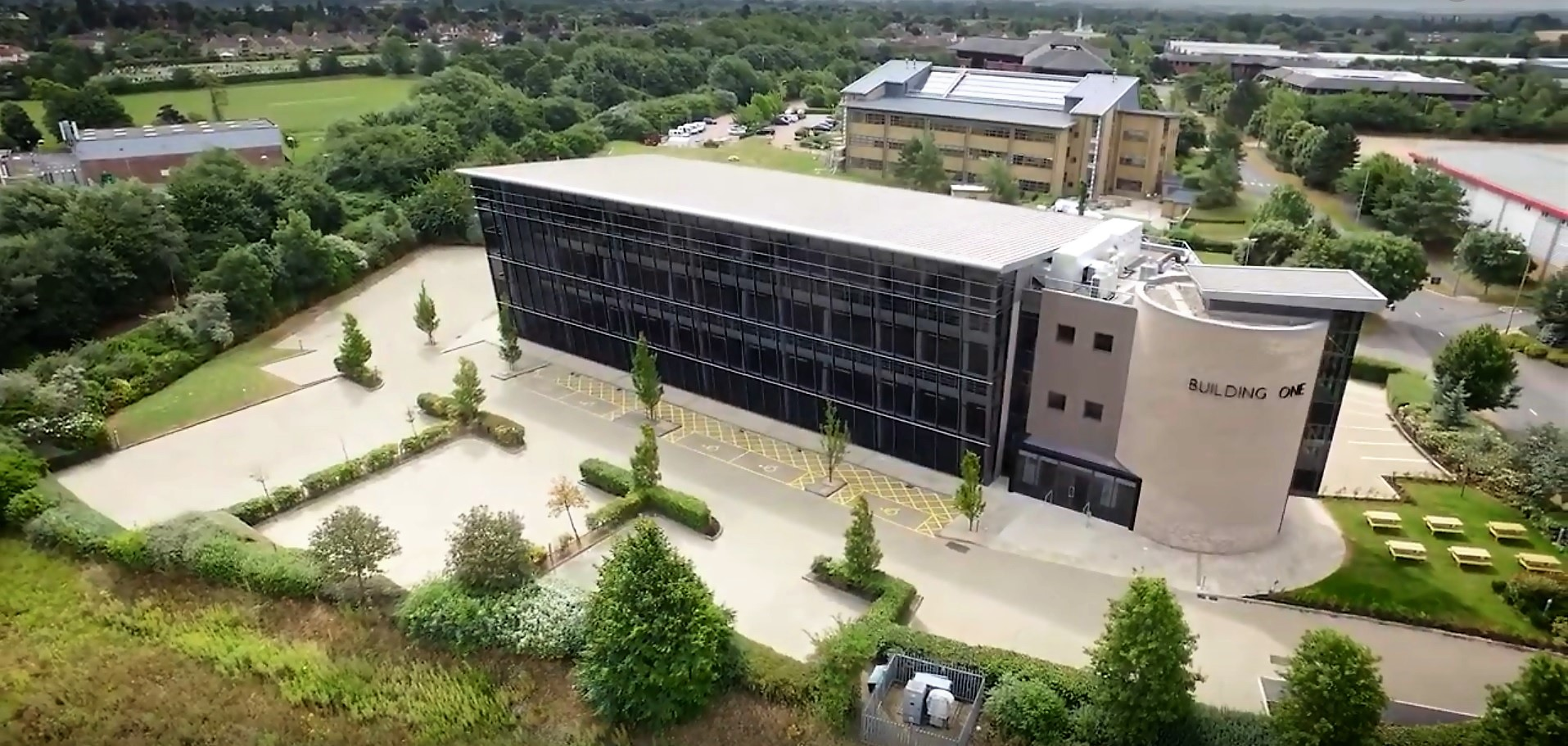 Offices on Abingdon Business Park, Abingdon, OX14 1UQ