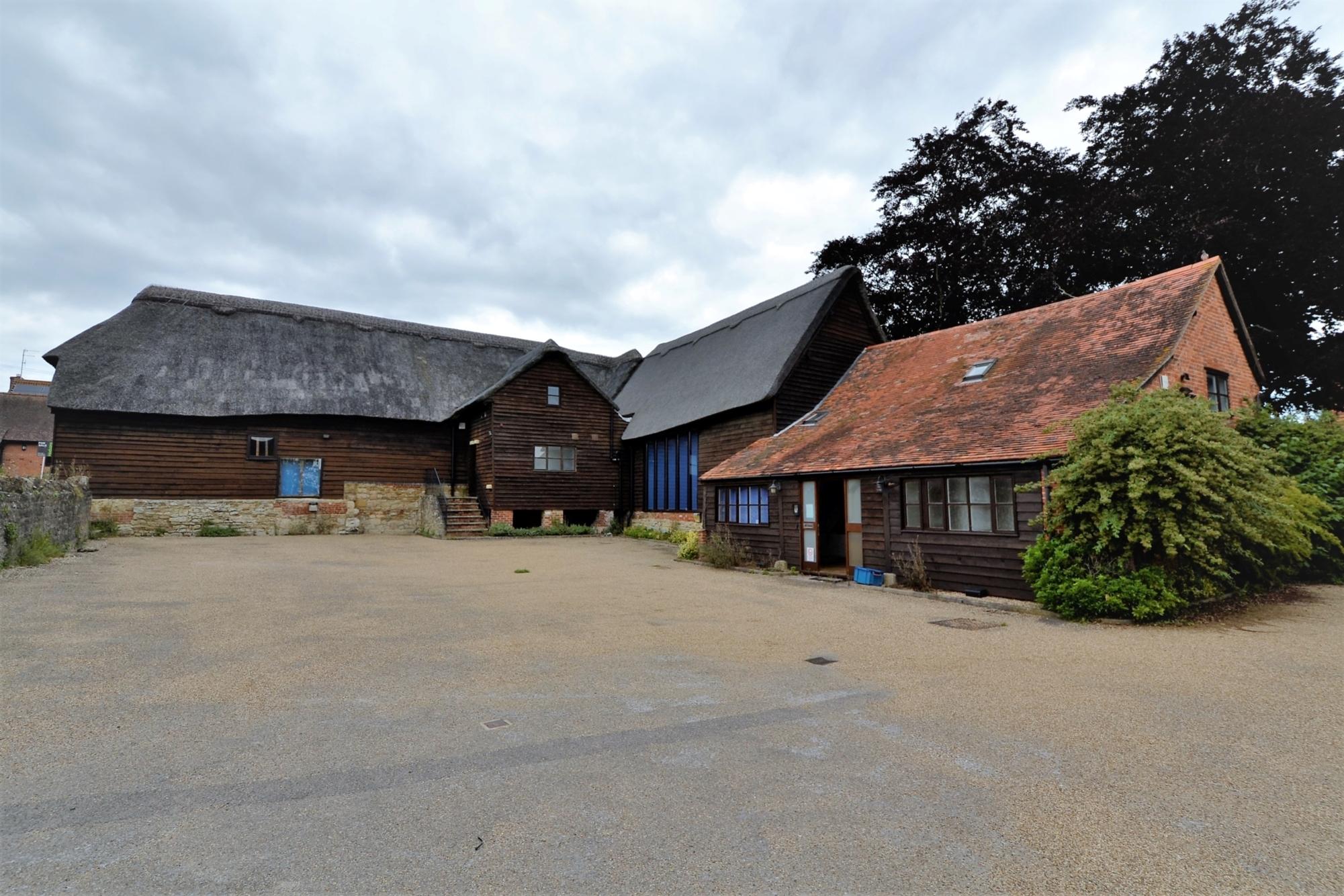 Cherry Barns - Harwell