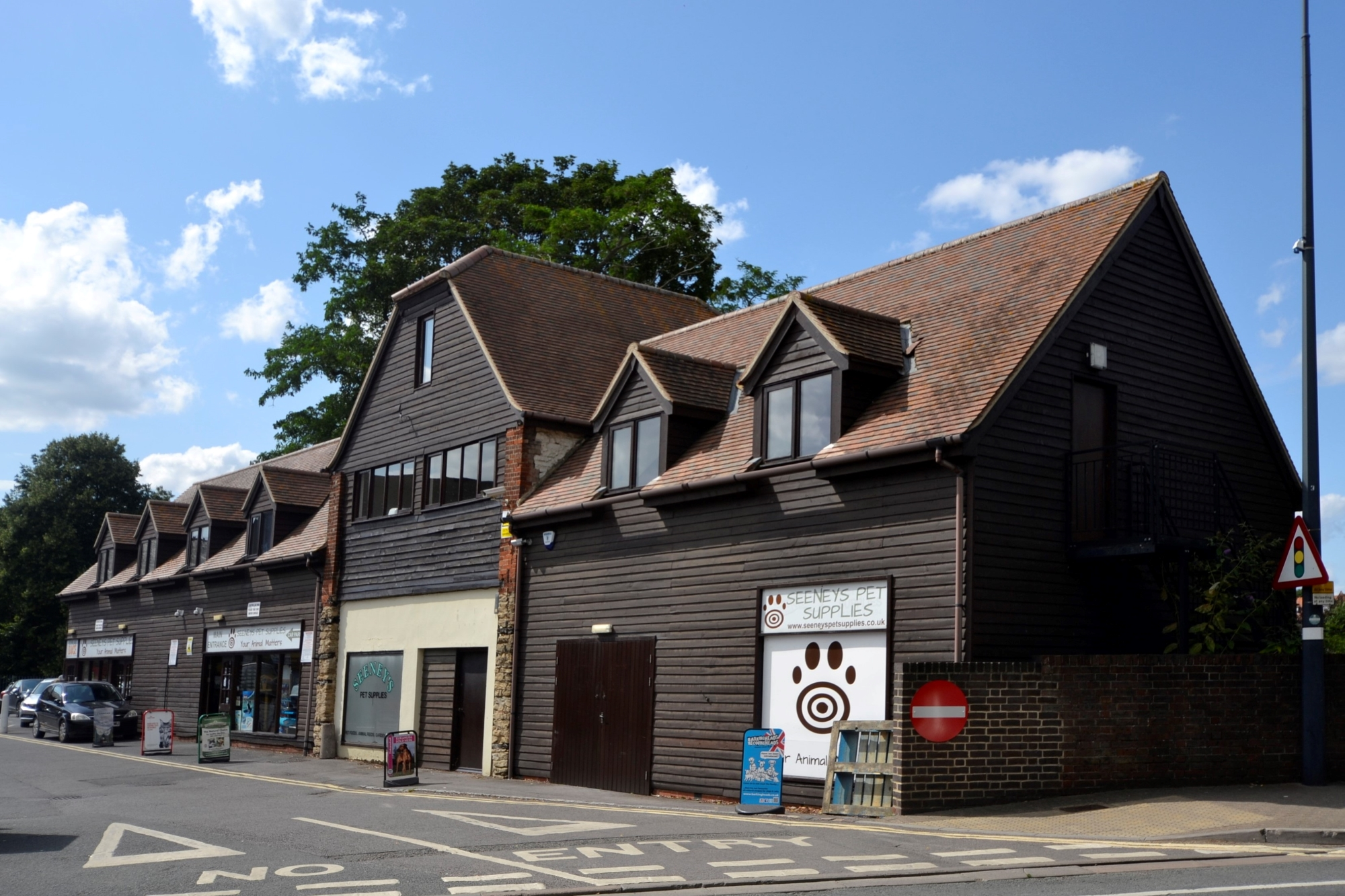 Retail shop abingdon
