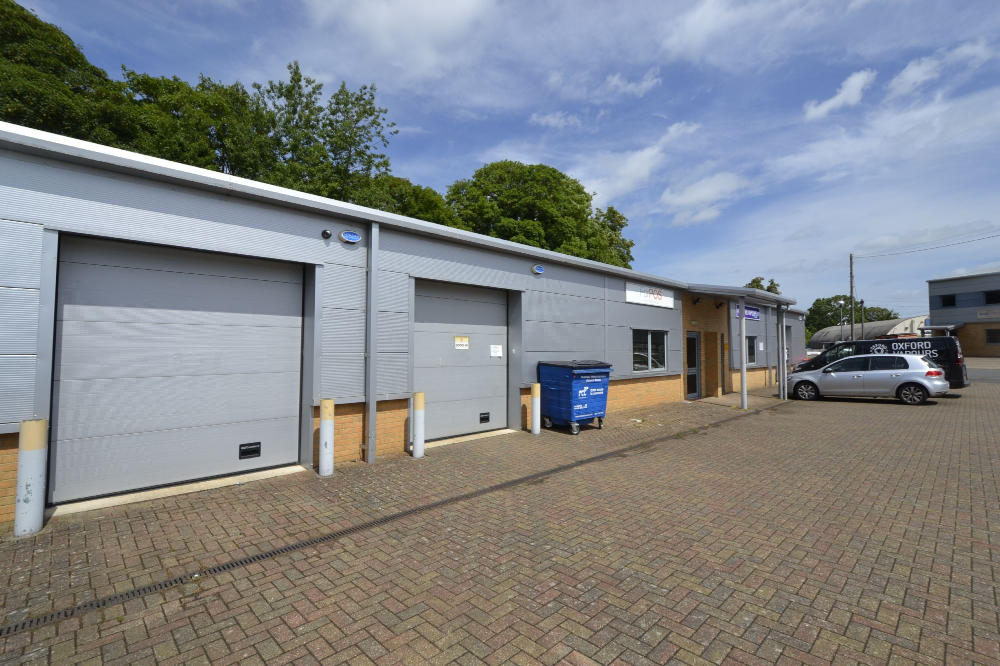 Similar property | G2 G3 Kingston Business Park - Kingston Bagpuize