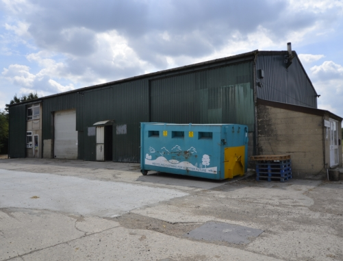 Storage Unit, Millhill Warehouse, Church Lane, Steventon, Oxfordshire OX13 6SW