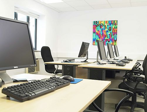 Serviced offices at The Core Business Centre, Oxfordshire
